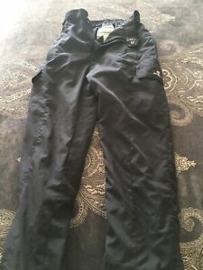 Body Glove Snowboard Ski Snow Pants Winter Waterproof Size L Womens Black