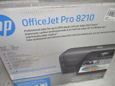 HP OfficeJet Pro 8210 Inkjet Printer - Black *NEW* #R898