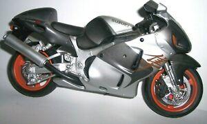FANTASTIC MAISTO 1:12 SCALE DIECAST MODEL-SUZUKI GSX 1300R FALCON MOTORCYCLE