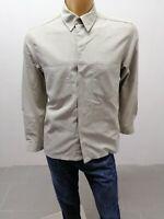 Camicia LEVI'S Uomo Taglia Size L Chemise Homme Shirt Man P7036
