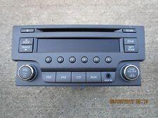 13 NISSAN SENTRA S SL SR SV 1.8L I4 SMPI CD PLAYER RADIO AM FM AUX 28185-3RA2A
