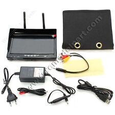 Boscam RC732-DVR 5.8G 32CH FPV 7'' LCD DVR Monitor Displayer 800*480 W/ Battery