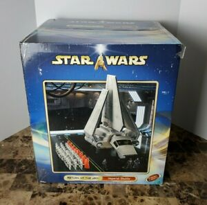 Imperial Shuttle 2003 Saga Collection STAR WARS FAO Schwarz Exclusive NEW