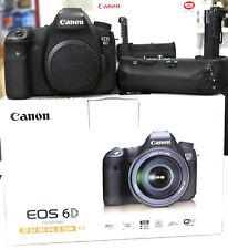 Canon EOS 6D Body, BG-E13 Akkugriff
