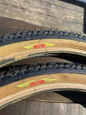 Old Bmx Gt Winged Tyres Old School 80's