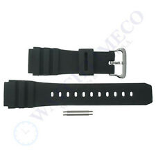 Black 22mm Watch Band Strap for Luminox Colormark Navy Seal 3000 3050 3080 3900