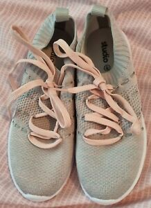 Studio pink And Grey Trainers Size 5