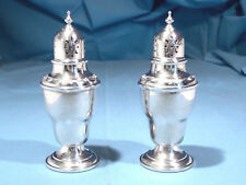 Gorham Sterling Salt & Pepper Set ~ Rondo ~ No Mono