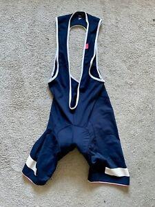 Rapha Brevet Bib Shorts Medium Blue