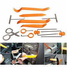 12Pcs Car Trim Removal Tool Pry Panel Dash Radio Door Body Clip Installer Kit
