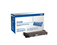 Brother Laser Toner Cartridge TN2320 Black - 2600 Page Yield