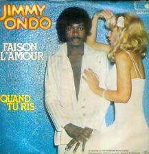 """7"""" Jimmy Ondo/Faisons L´Amour (D)"""