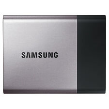 Samsung 500gb Portable SSD T3 USB 3.1 Type C Solid State Drive Mu-pt500b/ww