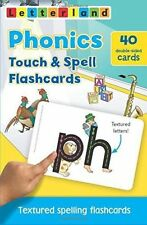 Phonics Touch & Spell Flashcards by Wendon Lyn 9781782480891