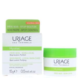 Uriage Hyseac Sos Paste 15g - Oily Skin With Blemishes