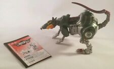 2001 Transformers Beast Machines RatTrap 100% Complete w/ Instructions
