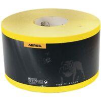 Sandpaper Roll  93mm / 115mm MIRKA HIFLEX MIROX Sandpaper Roll of 50m / 25m