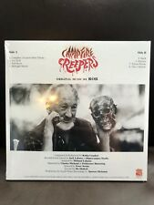 """ROB Campfire Creepers Original Music From The Oculus Rift Red Color Vinyl 10"""""""
