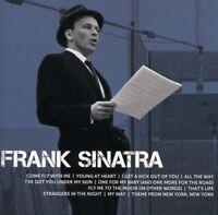FRANK SINATRA Icon CD BRAND NEW Compilation