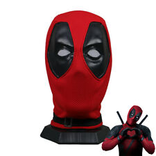 Deadpool Prop Cosplay Replica Mask Helmet Wade Wilson