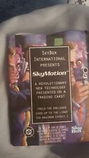 New Listing1995 Dc Comics Skybox International Trading Card Batman Two Face Skymotion