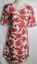 New Look Viscose Short Sleeve Floral Dresses for Women