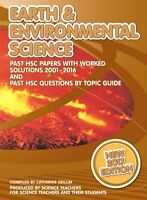 HSC Earth & Environmental Science 2001 to 2016 Past Papers with Worked Solutions
