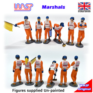 1/32 scale Figures -  Marshals - WASP