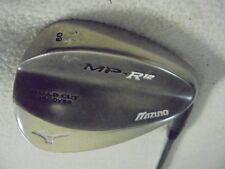 Mizuno MP R12 - 54*/09* Sand Wedge w/Precision Rifle Spinner Uniflex Steel Shaft