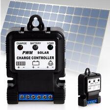 6-24V 10A Auto Solar Panel Regler Batterie Regulator Laderegler Controller Neu