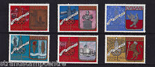 Russia - 1977 Olympics - Tourism (1st Issue) - U/M - SG 4728-33