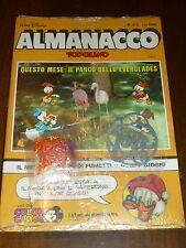 ALMANACCO TOPOLINO n. 312 DICEMBRE 1982  BLISTERATO CON GADGET - MAGAZZINO !!