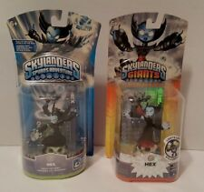 "NEW SKYLANDERS ""HEX"" SPYRO'S ADVENTURE & GIANTS Hex Buy 5 New Get 1 Free"