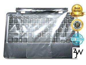 Dell Latitude 11 K12M Keyboard w/ Rechargeable Battery & Stylus Pen FWV30 NEW