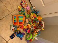 New listing infant toys lot
