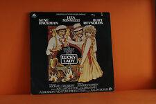 LUCKY LADY - SOUNDTRACK OST - 1976 ARISTA - LIZA MINNELLI LP VINYL RECORD - P