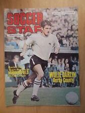 SOCCER STAR - FOOTBALL MAGAZINE MARCH 20th 1970 HUDDERSFIELD TOWN