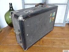 Nr.L7020 Alter Vintage Reisekoffer um 1950 - Schrankkoffer - Oldtimerkoffer RAR!