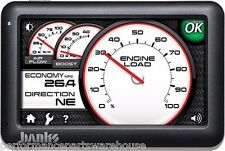 "BANKS iDASH 5"" GAUGE DISPLAY 05-15 FORD POWERSTROKE, 09-15 ECOBOOST"
