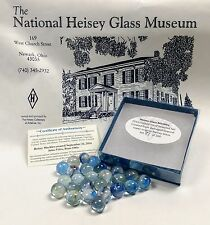 Heisey Glass Marbles (Collectors Edition Set)