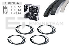 4x Set Piston Rings R1005700 Skoda VW Audi Seat 1,6 06b198151a 06b 198 151 A