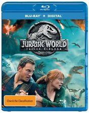 Jurassic World - Fallen Kingdom (Blu-ray, 2018)