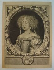 Bartholome Kilian (1630-1696) Magdalena Sibylla princesa Würtemberg-emblema