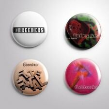 4 THE BREEDERS - Pinbacks Badge Button Pin 25mm 1''