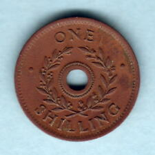 Australia - Internment Camps. N:D One Shilling.. gVF