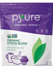 Sweetener Blend,Organic Stevia,Sugar Substitute(16oz),1bag