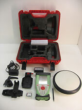 LEICA VIVA GS08 GPS + CS10 GLONASS RTK Kit FOR SURVEYING