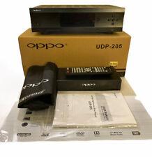 OPPO Digital UDP-205 4K Ultra HD Blu-ray DVD Player UHD HDR 3D SACD