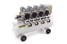 6294- Super Leiser Kompressor Leiseläufer 53-64 dB 120 Lit Kessel - sehr leise