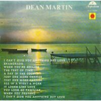 Dean Martin, I Can't Give You Anything But Love (ITA 1973 Napoleon NLP 11008) LP